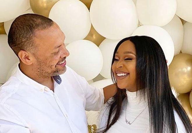 Minnie Dlamini's Husband