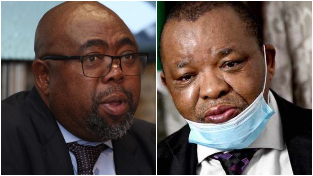 Two South African Cabinet Ministers Hospitalized