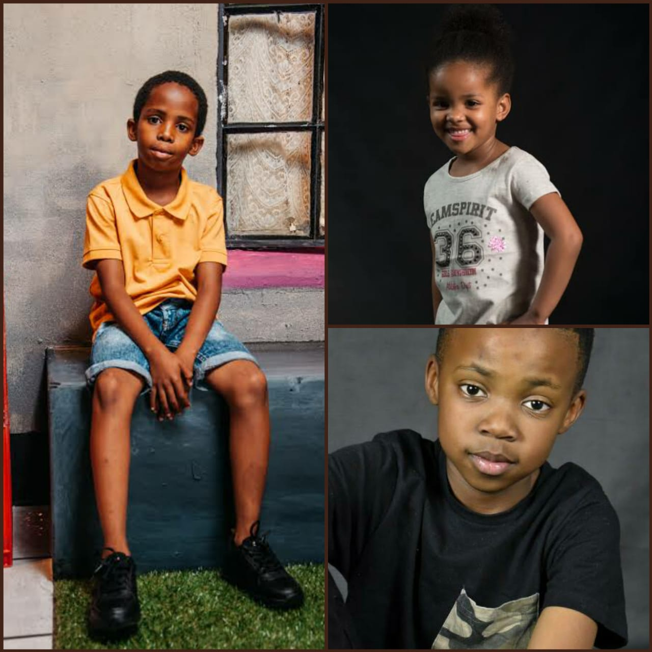 Top Child Actors On Television Right Now In Mzansi