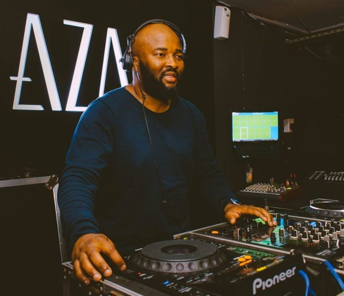 DJ Chynaman makes first debut on Uzalo