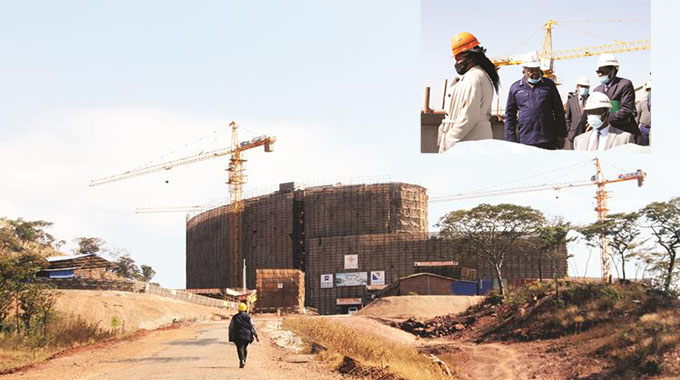 New Parliament Building Construction Set To Resume thumbnail