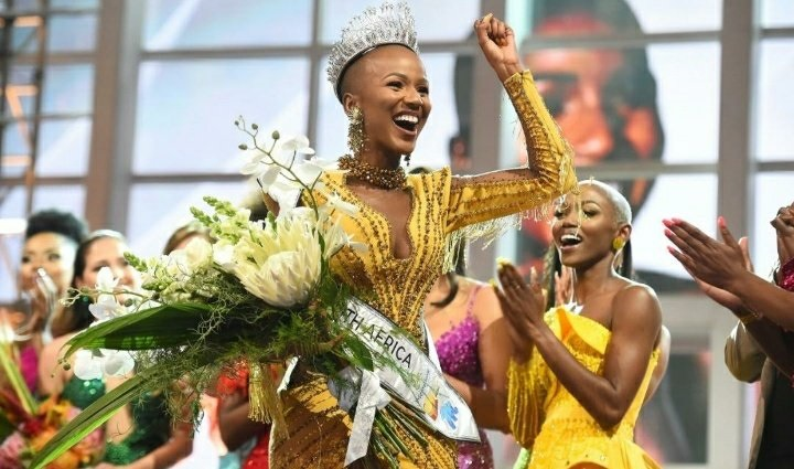 Meet Shudufhadzo Musida The New Miss SA-iHarare