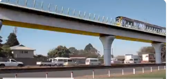 Take A Look At The Proposed Harare Light Railway Project, Share Your Thoughts