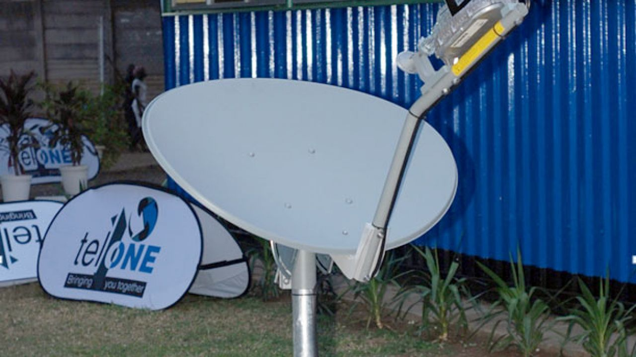 Eutelsat and TelOne (Pvt) Limited Sign Multi-service Agreement