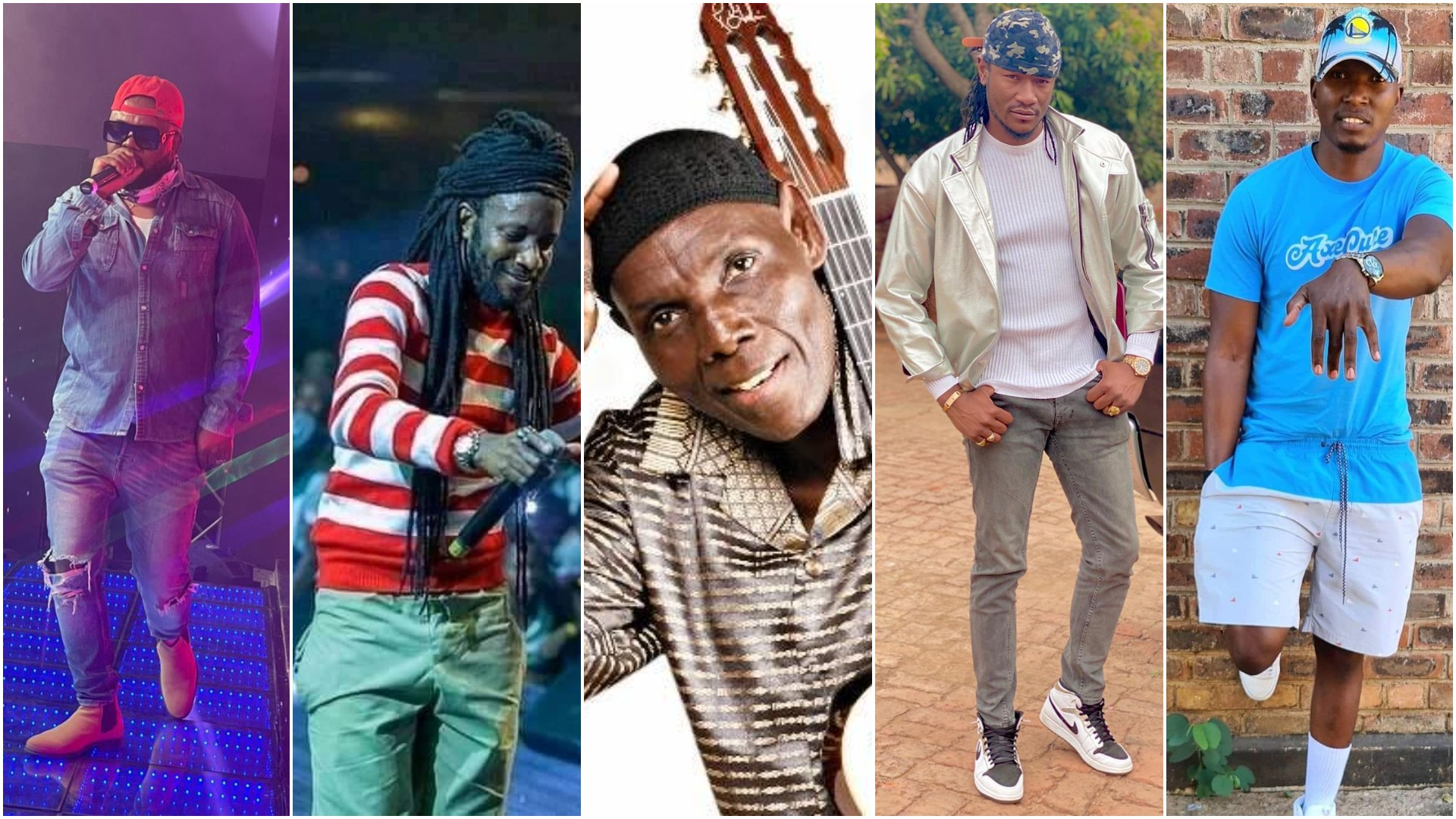 Here Are The Top 20 Highest Earning Musicians In Zimbabwe: ZIMURA - iharare.com