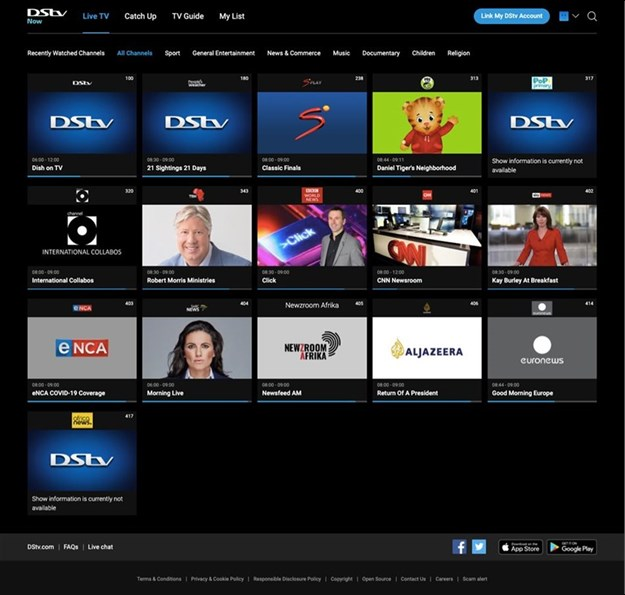 How To Get A Free DStv Bouquet Upgrade